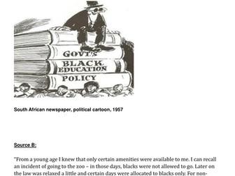 Apartheid source based assessment
