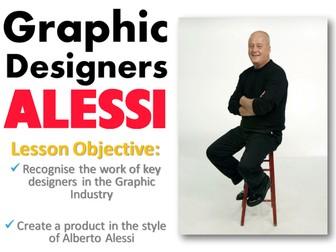 Key Designers - AQA Graphic Products