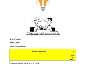 IB/IGCSE/GCSE Exam Revision Book