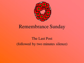 Remembrance Day PPT