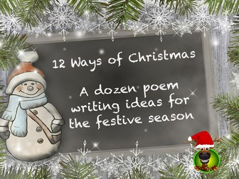 Christmas Ideas - The 12 Ways of Christmas