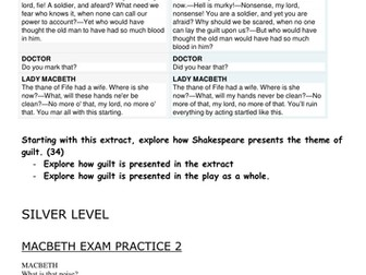 Macbeth Gcse Essay Macbeth Is A Play About The Conflict Between Good And Evil Canrkop Oroonoko  Essay Help With