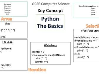A453 Preparation: Python - Prompt Sheets