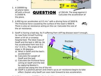 DYNAMICS! - Newton's 2nd Law In Action!