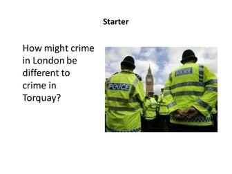 How safe is London?