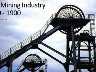 Coal Mining 1750 - 1900