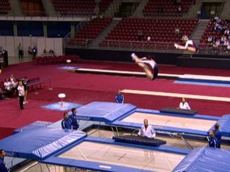 Gymnastics and Trampolining