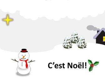 C'est Noel