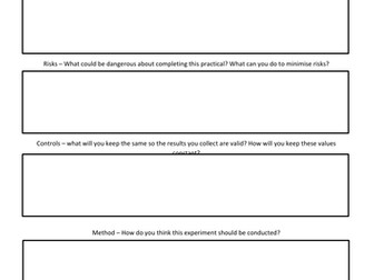 Core Practical Write Up Template