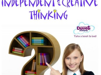 Questions to develop independent & creative thinking
