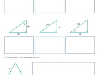 Trigonometry Assessment