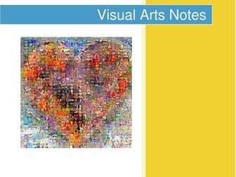 Visual Art notes
