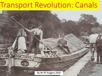 Transport Revolution 1750 - 1900: Canals