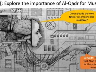 The importance of Al-Quadr (Predestination) in Islam