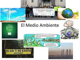 El Medio Ambiente / Environment A2 level