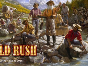 American West: The Gold Rush