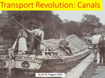 Canals 1750 - 1900