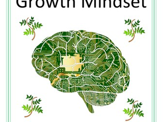 Growth Mindset Activity Pack - supporting your pupils to develop a better mindset