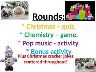 Christmas: Mega pack of Christmas activities, Christmas quizzes. Xmas. Updated 2017. Best seller.