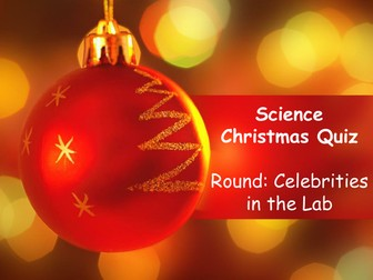 Science Christmas Quiz 2016 / 2017