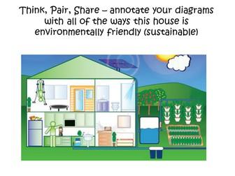 GCSE AQA: Sustainable energy use