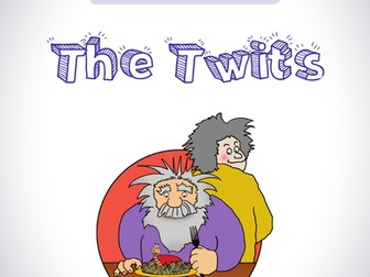 The Twits Lesson Plans and Activities Package, 4th Grade (Book Club Format - Cause and Effect) CCSS