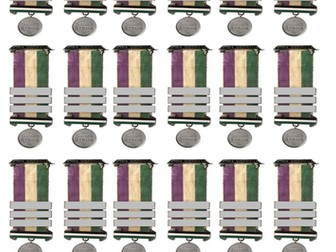 Women's Suffrage/The Suffragettes