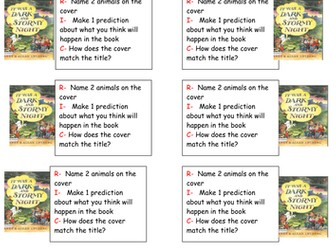 "Guided Reading Planning ""It was a Dark and Stormy Night"" Janet and Allan Ahlberg"