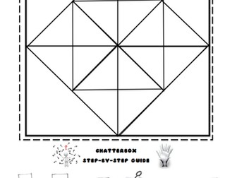 Activity : Fortuneteller / Cootie Catcher How to Guide