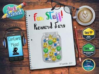 Reward Jars-Behaviour Management