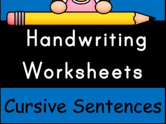 cursive handwriting activity bundle by pollypuddleduck teaching resources. Black Bedroom Furniture Sets. Home Design Ideas