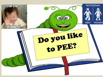 PEE display for reading