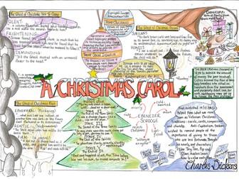 A Christmas Carol Revision Mat