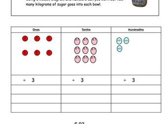 filetype pdf 4 operations worksheet y5