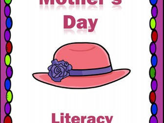 Mother's Day Workbook