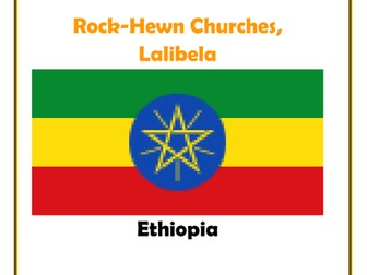 Africa: Ethiopia- Rock-Hewn Churches, Lalibela Research Guide