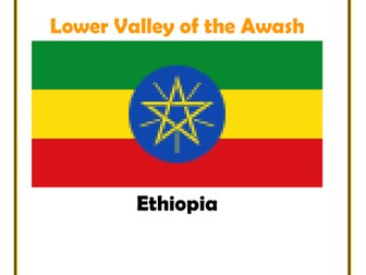 Africa: Ethiopia- Lower Valley of the Awash Research Guide