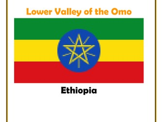 Africa: Ethiopia- Lower Valley of the Omo Research Guide