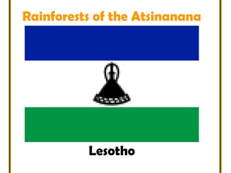 Africa: Lesotho- Rainforests of the Atsinanana Research Guide