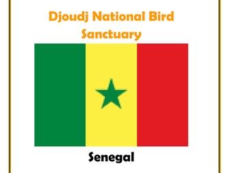 Africa: Senegal- Djoudj National Bird Sanctuary Research Guide