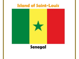 Africa: Senegal- Island of Saint-Louis Research Guide