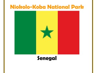 Africa: Senegal- Niokolo-Koba National Park Research Guide