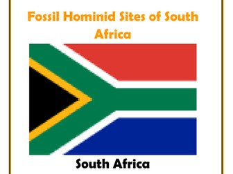 Africa: South Africa- Fossil Hominid Sites of South Africa Research Guide
