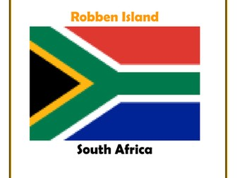 Africa: South Africa- Robben Island Research Guide
