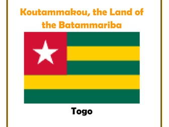 Africa: Togo- Koutammakou, the Land of the Batammariba Research Guide