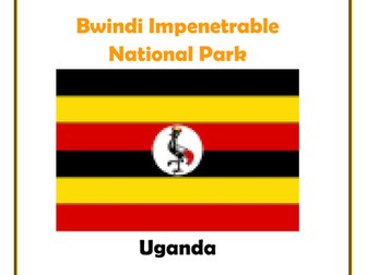 Africa: Uganda- Bwindi Impenetrable National Park Research Guide