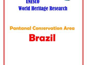 Brazil:  Pantanal Conservation Area