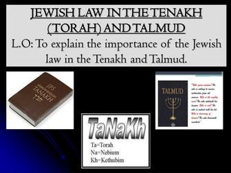 Judaism Tenakh and Talmud