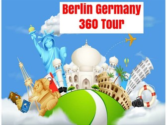 Berlin: Germany Virtual Tour Guide