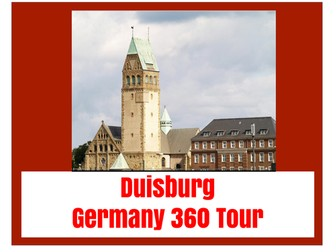 Duisburg : Germany Virtual Tour Guide